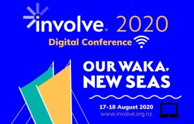 INVOLVE 2020 will be free to attend! Registrations are now open!